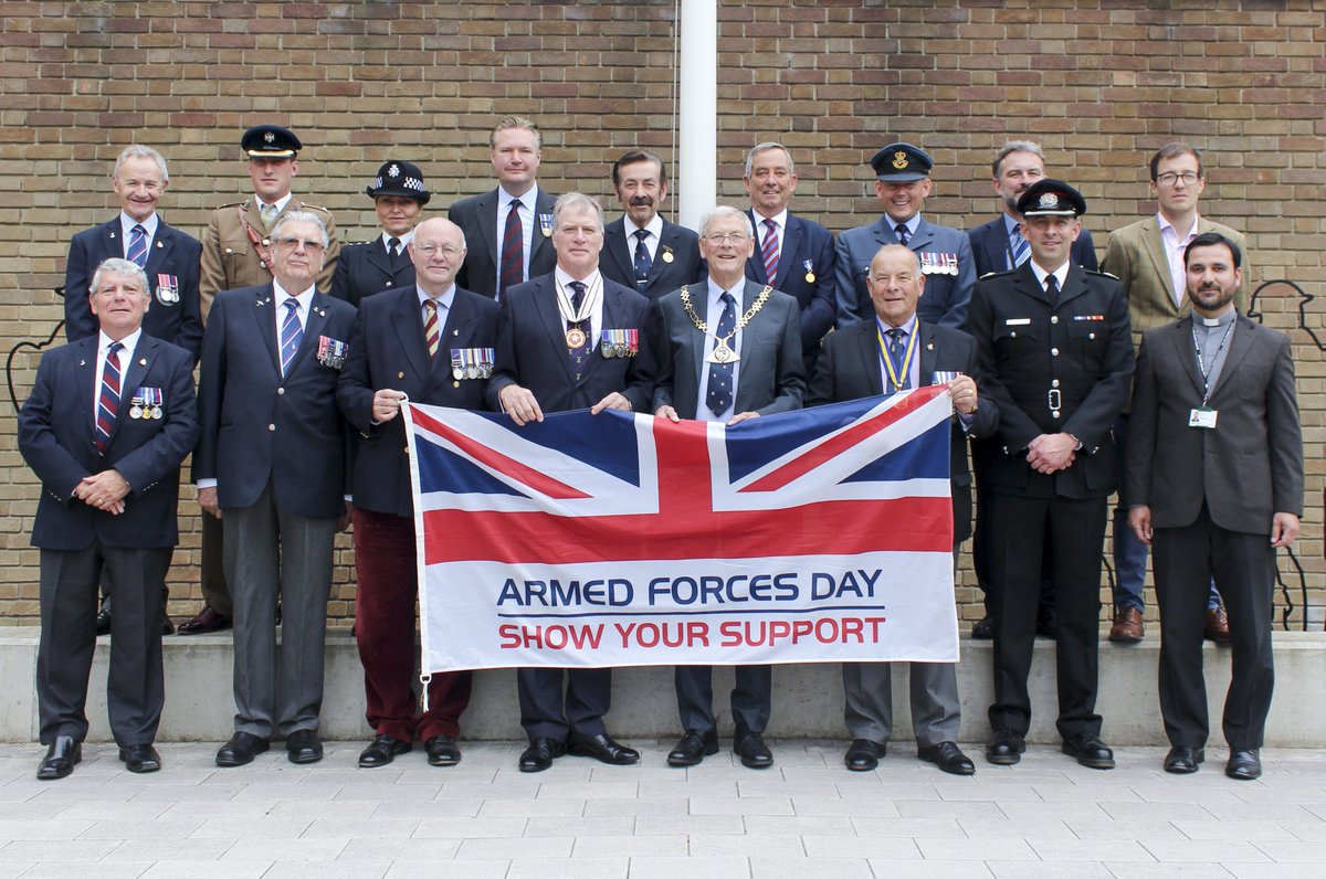 @NorfolkCC's photo on #ArmedForcesDay