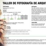 Image for the Tweet beginning: Abierto el plazo de inscripción