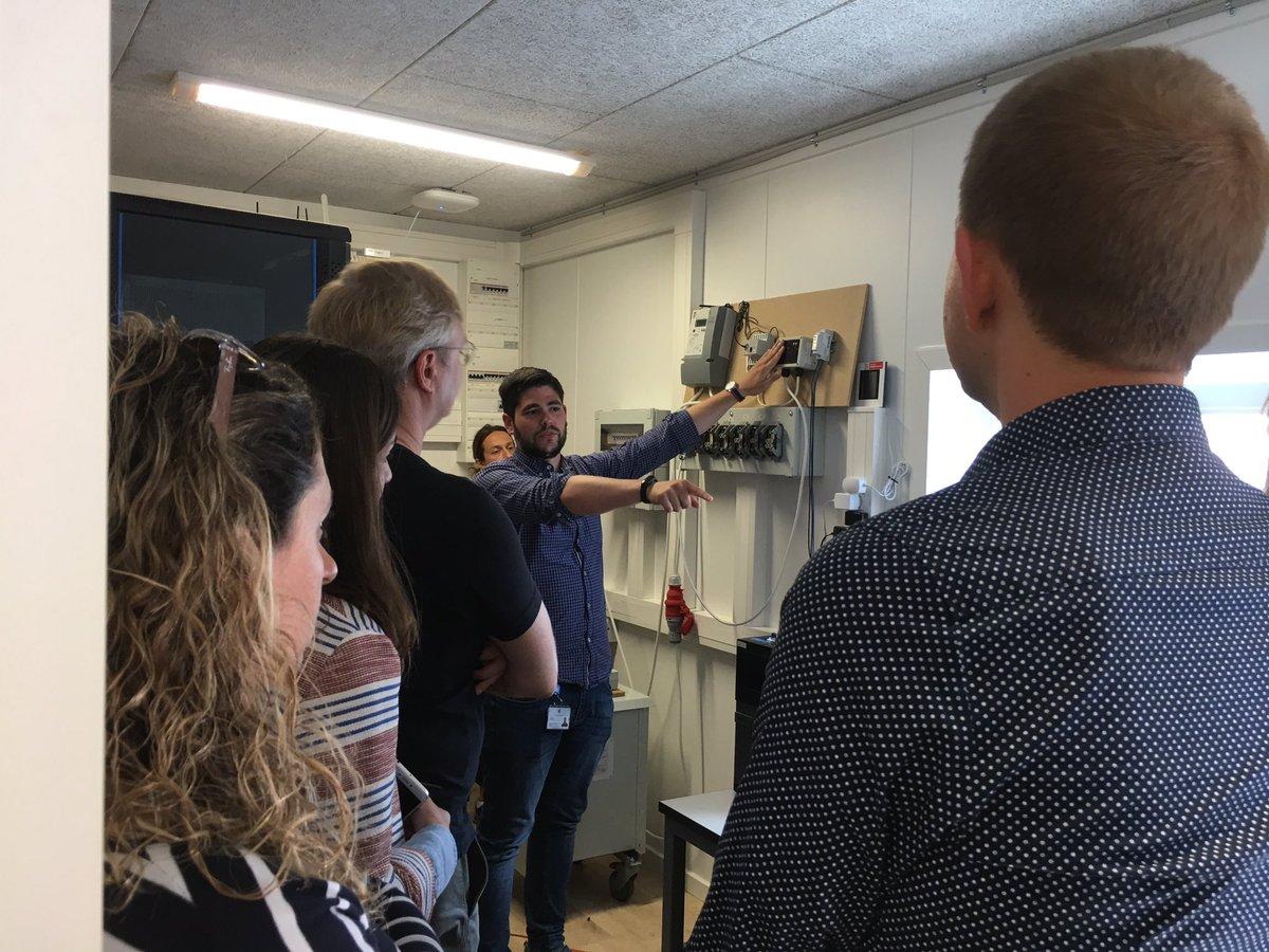 test Twitter Media - @VICINITY2020 visiting the Aalborg University IoT Microsgrid Lab #SmartGrid https://t.co/jRuMvF0MSH