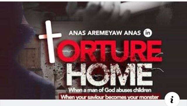 Anas has an expose on a pastor foricing a child to eat faeces and it airs this Friday. #GhanaCrimes