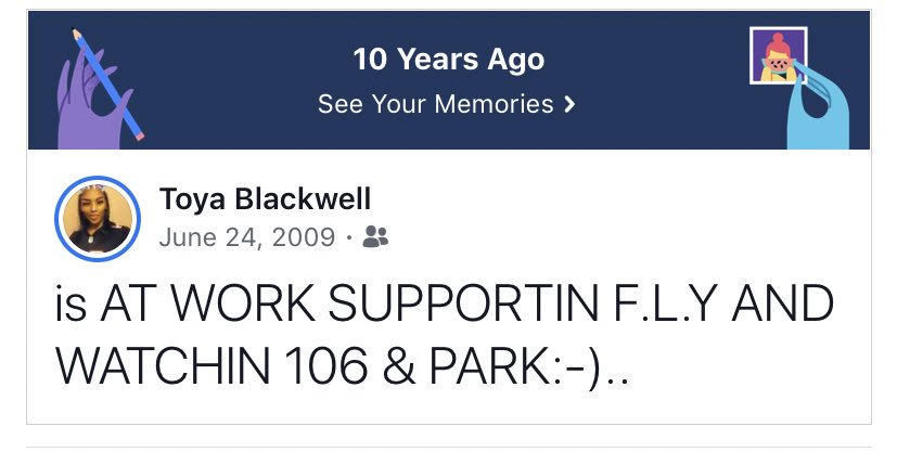 10 Years Ago Today @mookmanshawty @iMcFLI @Vee_FLY9  took the Wave to 106 & Park @BETMusic @BET #swagsurfin #riaacertifiedgold #106andPark #Bet #FreeVee