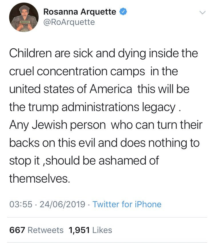 This narrative is an antisemitic fantasy. Take an issue every decent human being should care about & act on, imply the Jews are somehow responsible for it & it's Jewish inaction perpetuating it. It's blood libel wrapped up in faux social conscience, which makes it even sicker.