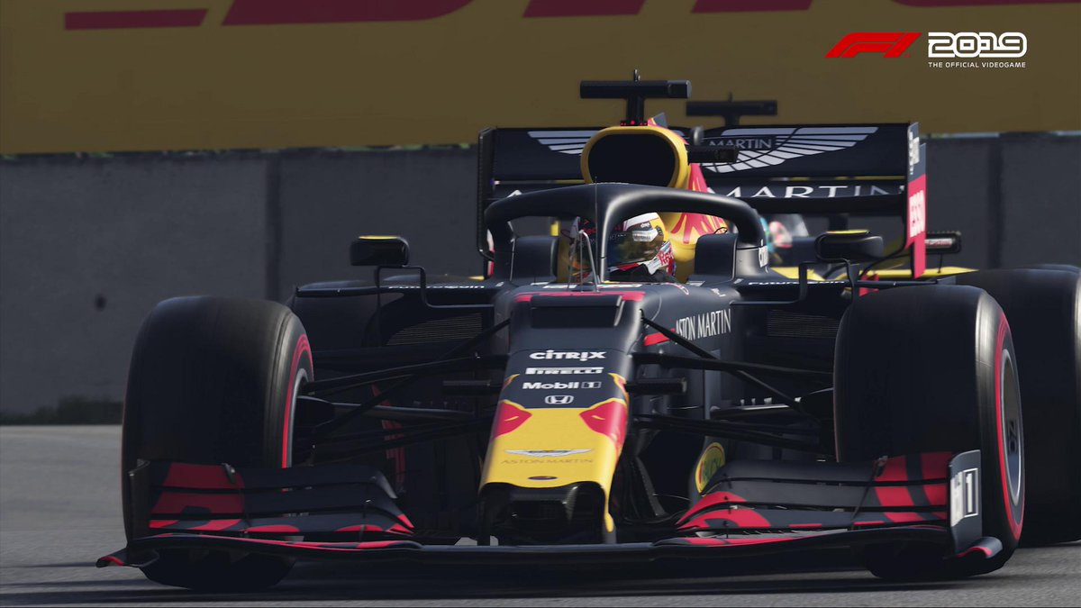 EXCITEMENT LEVEL 💯  Early access @Formula1game Legends Edition available now!  Order ➡ http://formula1game.com  Find Out More ➡ http://bit.ly/F12019-Legends-Out-Now…  #F1ESports #F1 @Codemasters @F1