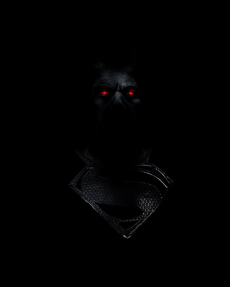 For a split second, I thought this was some kind of (Batman/Superman) Injustice imagery. Not sure who created it @baslajik? @Bosslogic? Either way....Kool AF.