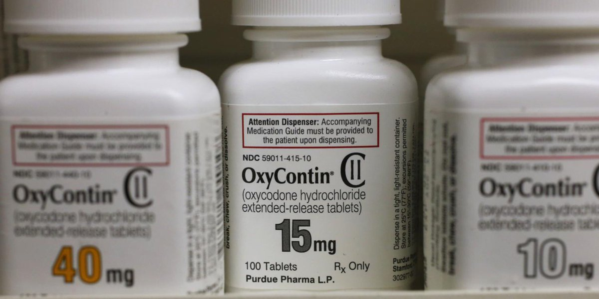 In U.S. first, drug company faces criminal charges for distributing opioids http://bit.ly/2X0SXIK