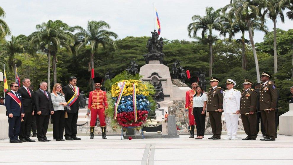 """Nicolás Maduro: """"La FANB está más unida que nunca"""" https://t.co/aQy78CyMvY https://t.co/eQqg4SfJmd"""