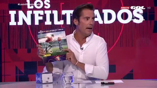 🎁 REGALO 🎁  🔝 ¿Quieres el álbum oficial del @FIFAWWC y una caja de 50 sobres de cromos?  📝 Requisitos:  🔁 Haz RT  👉🏽 Sigue a @Gol   📲 Participa con el HT #LosInfiltradosDeGol  🏅 Un ganador