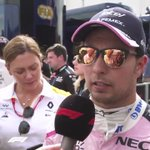 Perez gives us his take on that Lap 1 incident that earned him a 5-second time penalty 👂👇  #FrenchGP 🇫🇷 #F1