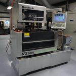 Image for the Tweet beginning: Sodick VZ500L Wire EDM, 2011