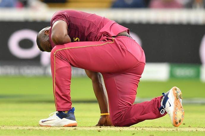#INDvWI #TeamIndia #CWC19 #Russell #SunilAmbris   ભારત સામેની મેચ પહેલા જ વેસ્ટ ઈન્ડિઝને લાગ્યો મોટો ફટકો, ઈજાના કારણે આ ખેલાડી થયો બહાર   https://abpasmita.abplive.in/sports/worldcup-andre-russell-has-been-ruled-out-from-event-414709… @ICC @windiescricket