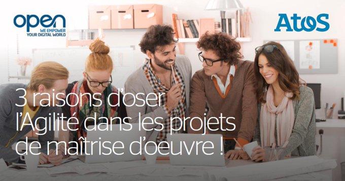 🔎 Quelles sont les 3 raisons d'oser l'Agilité dans les projets de maîtrise d'œuvre...