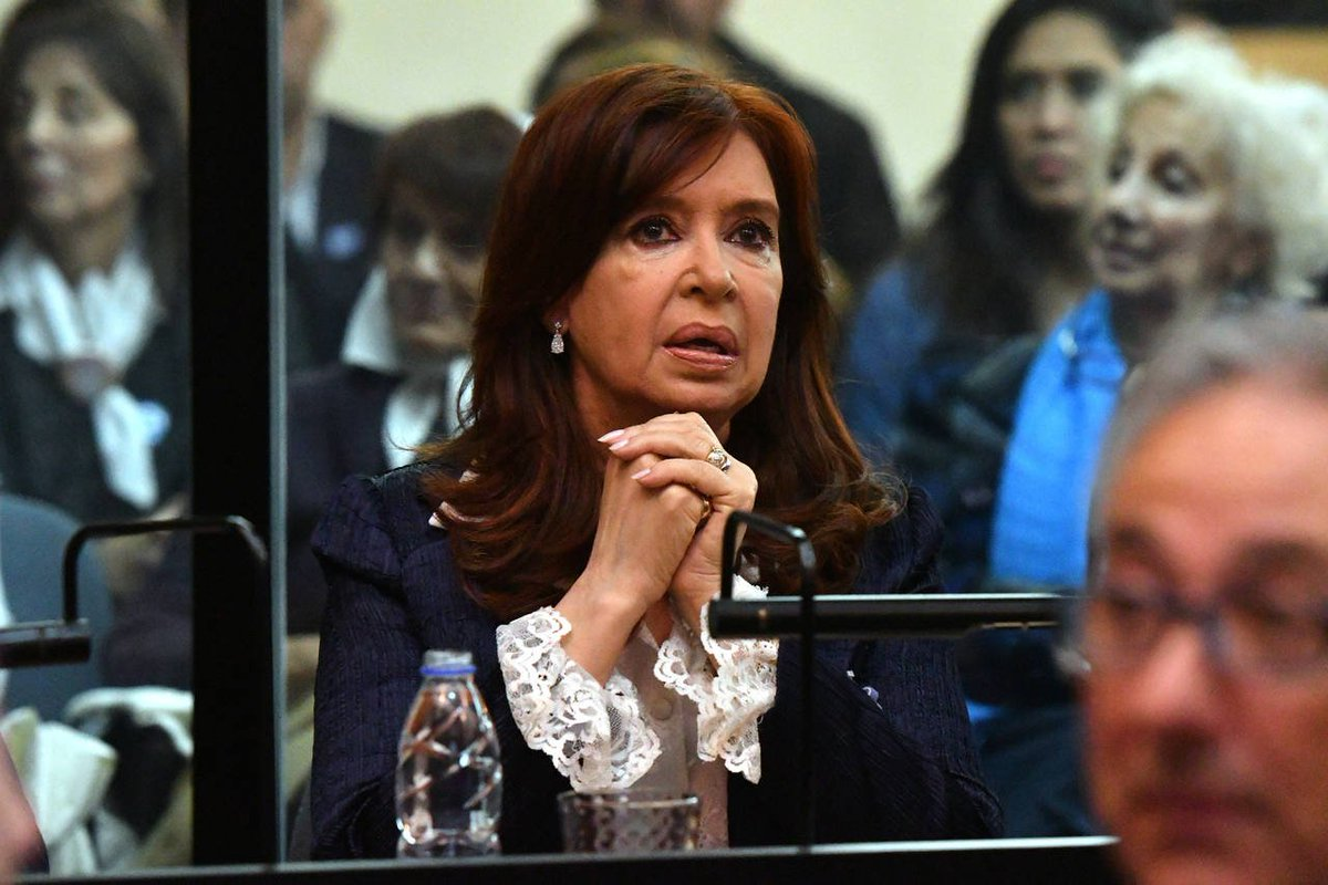 #CausaVialidadNacional | Sin Cristina Kirchner, se reanudó el juicio en su contra