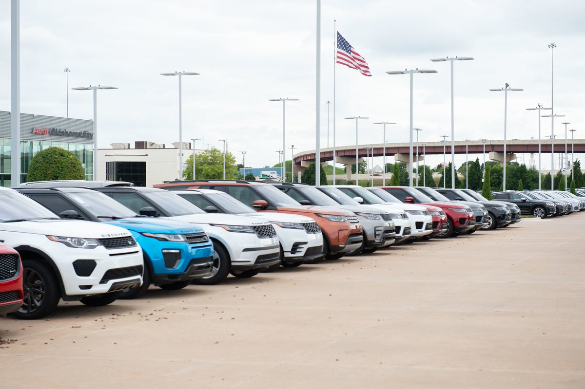 A summer dream that could be your reality. Stop by and see us at #LandRoverOKC for a test-drive today! https://t.co/OKAA9fbSID