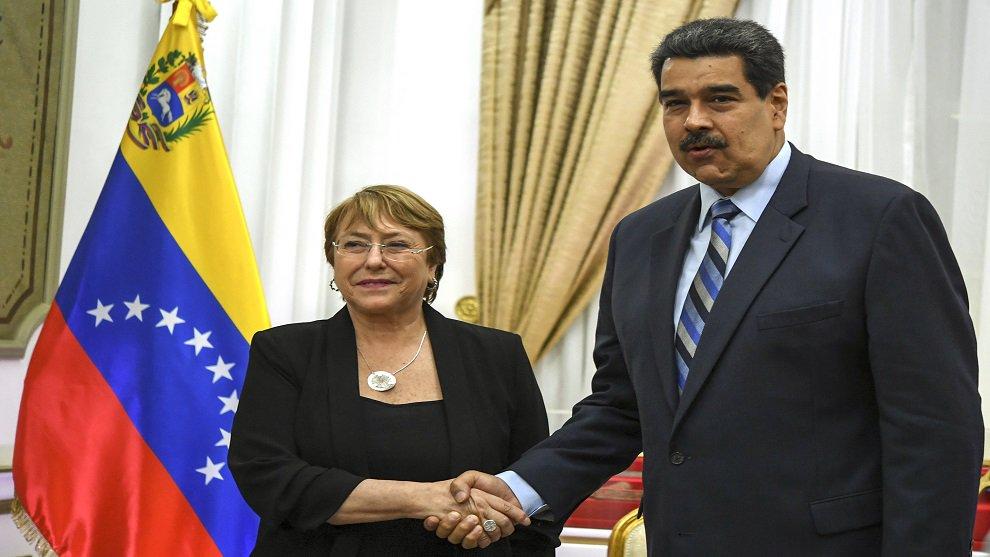 [Opinión] La señora Bachelet normaliza el horror, por Héctor Shamis https://t.co/tVZ44AA2D3 https://t.co/1jcnRbwRQ2
