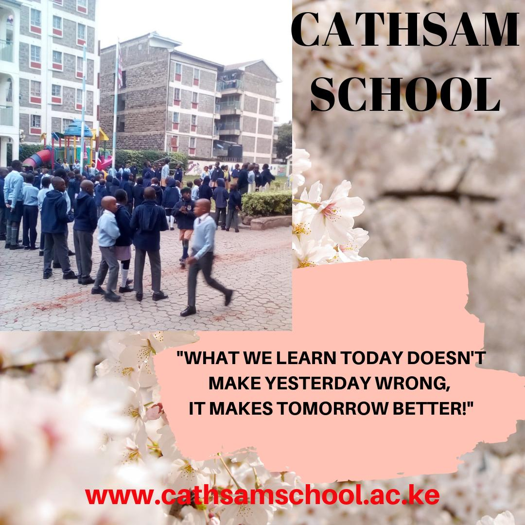 #KnowledgeToElevate Everyday is a day to learn something new and also to make new friends.Every child deserves a chance to achieve their future goals through education...#Cathsamface#Firmfoundation