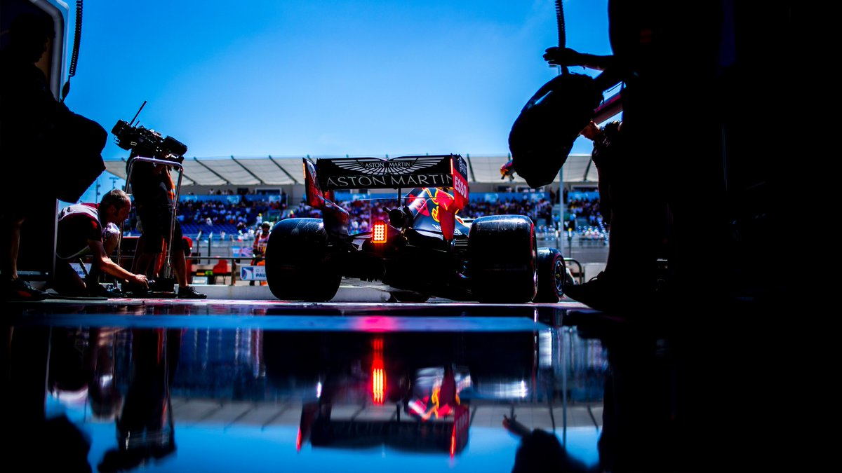 Picturesque Paul Ricard 🇫🇷 A look at the Bulls in the Côte d'Azur 📸👉 https://win.gs/FGP19Vlad #FrenchGP