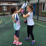 Image for the Tweet beginning: We loved our boxing session