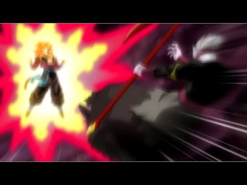 ゴジータ4 界王拳