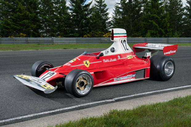 Want to buy Niki Lauda's title-winning Ferrari 312T? It'll cost you at least £4.7m… buff.ly/2x9asw6
