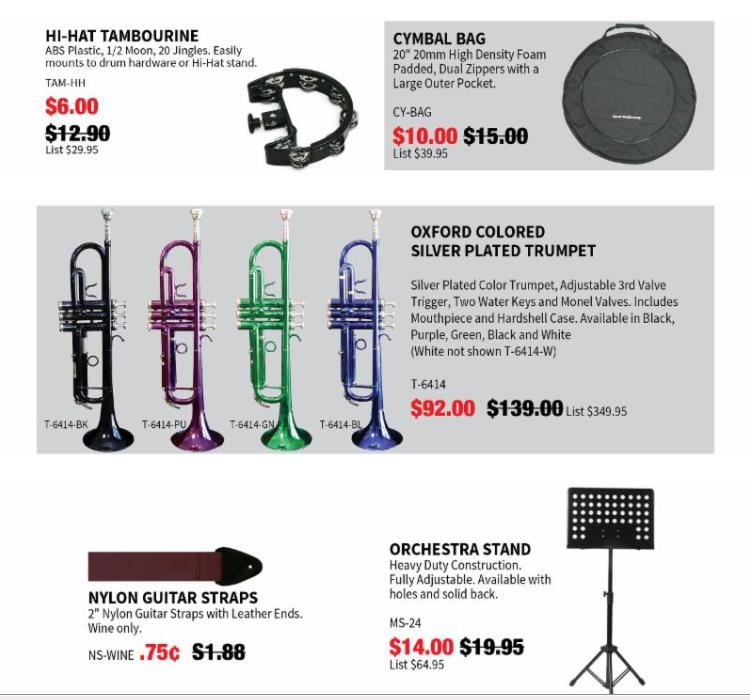 Wholesale Music Gear Dropshippers Distributors