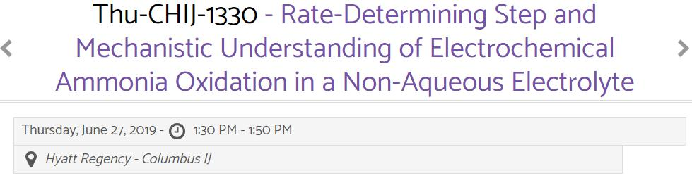 Our talks are coming up today at 10:30 and 1:30! Come say hi! #NAM26