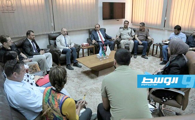 @UNICEF set to open its mission office in Benghazi this week, will focus on providing assistance to families displaced from recent fighting in #Libya  http://alwasat.ly/news/libya/249014…