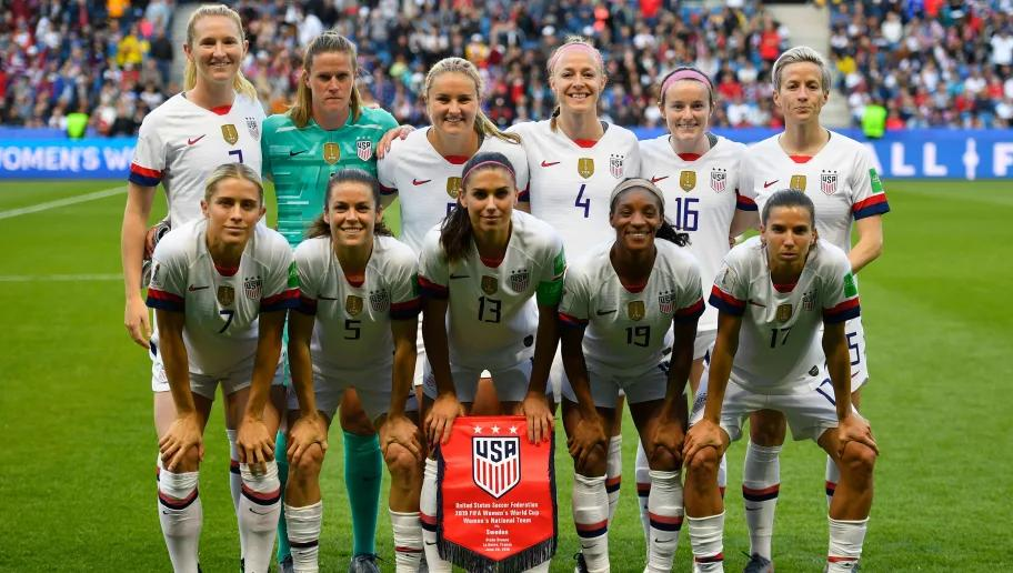 Is anybody else really into The US Women's #WorldCup2019 team? Or the Women's World Cup in general?Because even though I don't really follow the sport, I'm enjoying myself.