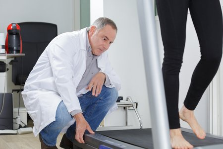 Do you have an occupation that keeps you on your feet? Be sure to wear the proper #footwear. You're at an increased risk for #plantarfascitis. http://ow.ly/dppW30oXLBK
