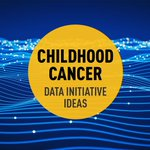 Image for the Tweet beginning: NCI's Childhood Cancer Data Initiative