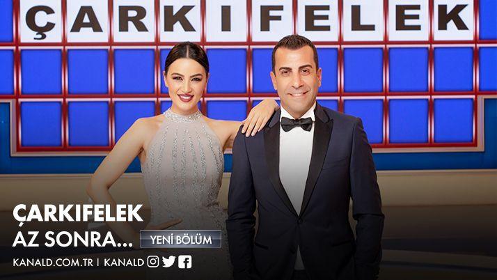 Çevirdikçe kazandıran #Çarkıfelek yeni bölümüyle az sonra #KanalD'de! @emrekarayel01