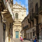 Image for the Tweet beginning: Exploring beautiful #Lecce in #Puglia