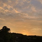 Image for the Tweet beginning: Sunset #Helford