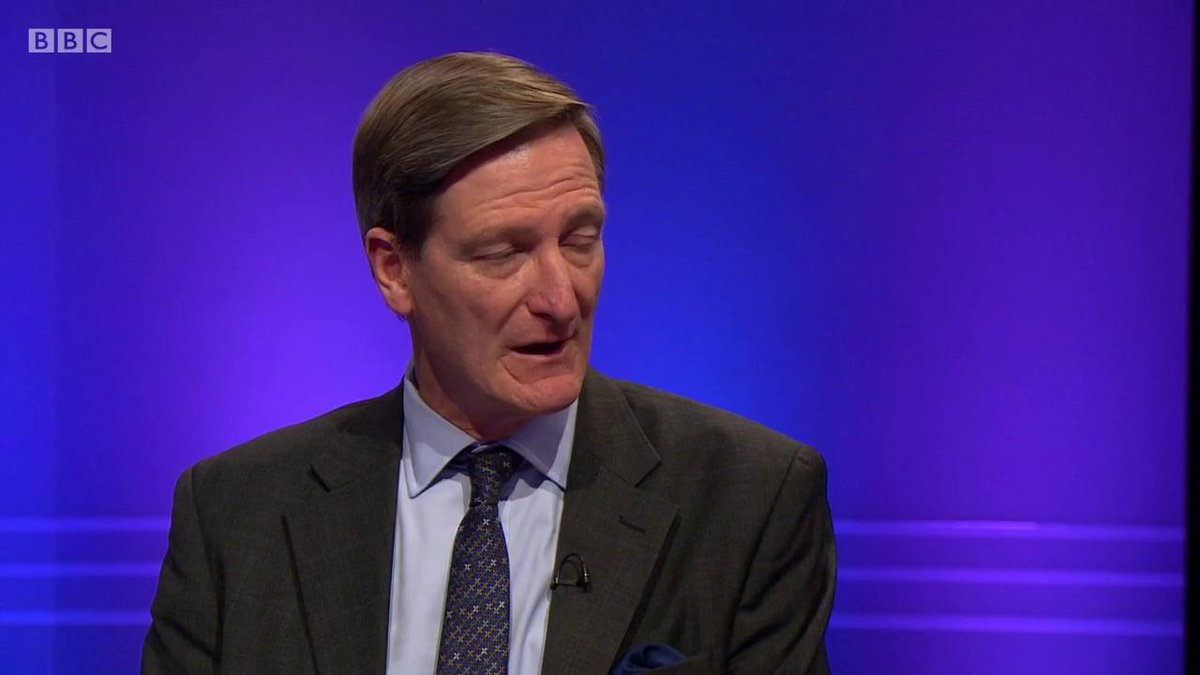 """A no-deal Brexit is a catastrophe and I will not go down in history as an MP who has facilitated it.""  Conservative MP Dominic Grieve says, ""It's the moment when the national interest goes clearly in front of any party political consideration""  #newsnight 