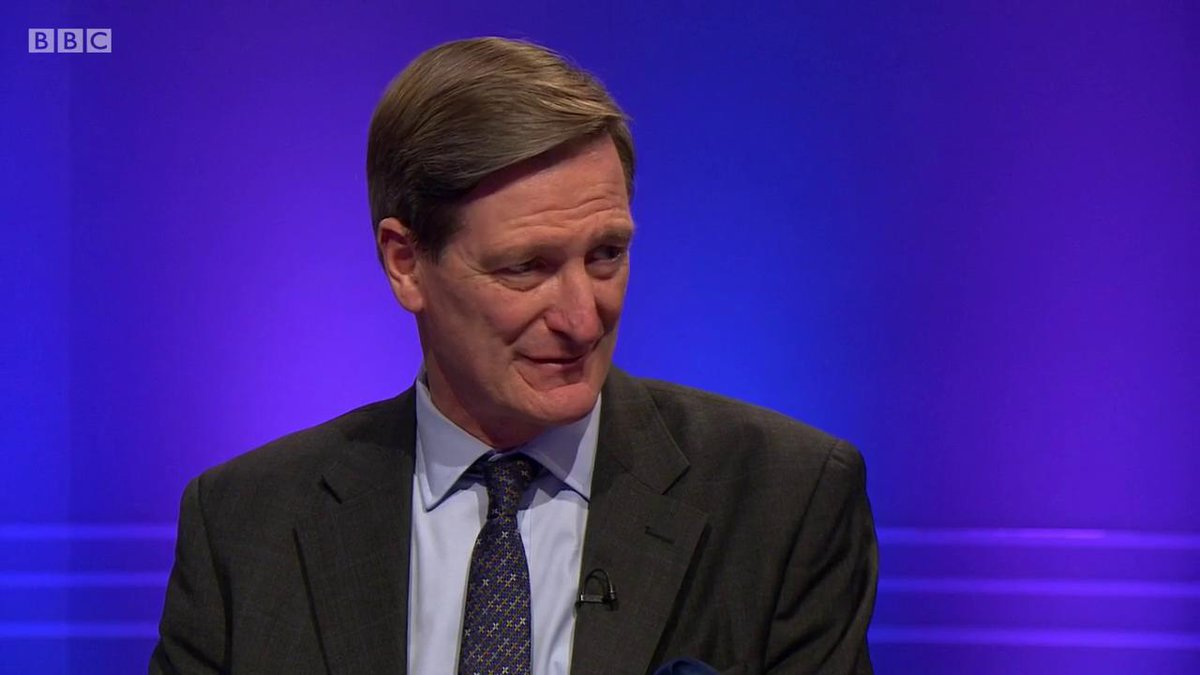"""Emily: """"You're telling me Conservative MPs will bring down a Conservative government? Dominic Grieve MP: """"If a prime minister decides to do something which appears to be completely crazy… the country has to come before party"""" #newsnight 