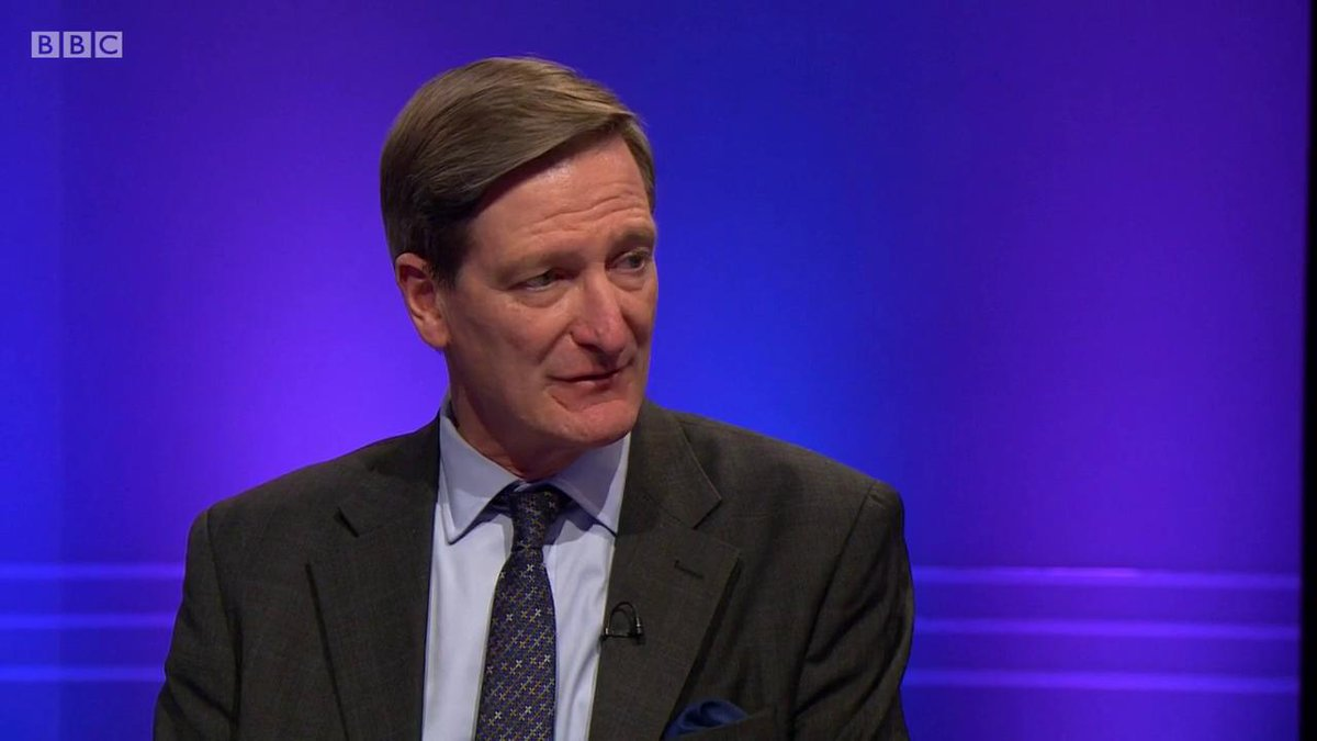 """I think 10, 15 without difficulty... and there might be more."""" Dominic Grieve MP said he would not facilitate a """"catastrophe"""" no-deal Brexit and warned of a """"substantial"""" number of Conservative MPs similarly minded #newsnight