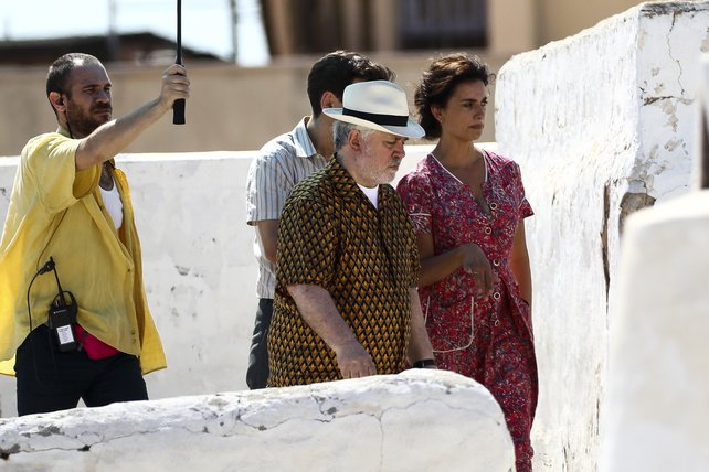 ESTRENO   Dirigida por #PedroAlmodóvar y protagonizada por #AntonioBanderas y #PenélopeCruz 🇪🇸 #DolorYGloria llegó a Cinemark ❤️ http://ow.ly/6cFh30oYs12