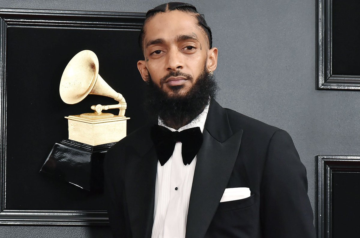 #NipseyHussle's daughter honors her late father at elementary school graduation https://blbrd.cm/T6FFXi
