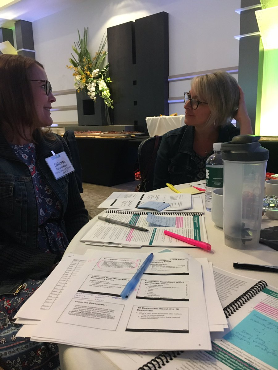 Excited to be learning more about the research supporting using a variety of grouping strategies for literacy development @nellkduke @WalledLkSchools @dncfaber @nashellaz @KeithElementary @kennethgutman #michiganliteracy <br>http://pic.twitter.com/S9UbSLBSsb