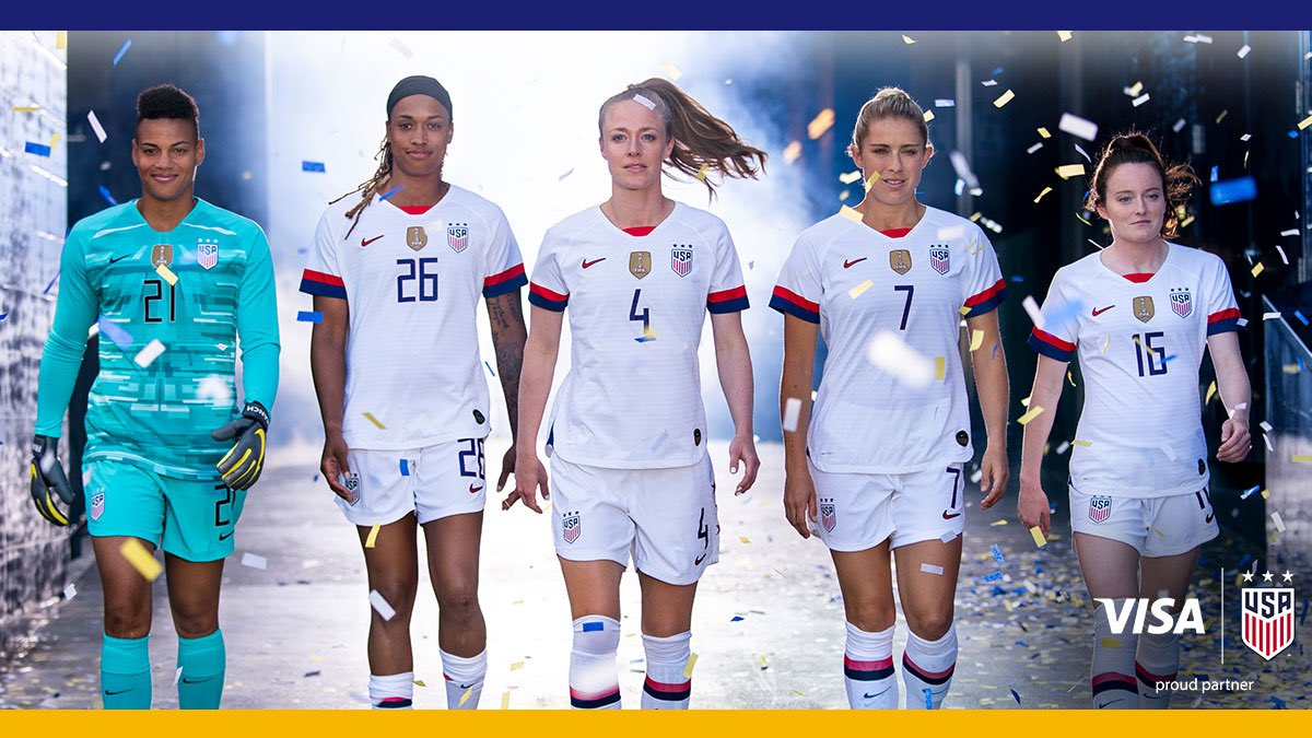 It was win or go home. The U.S. Women's National Team chose to win. Congrats to the @USWNT on making it to the quarter-finals!   Visa. Proud partner of the U.S. Women's National Team.