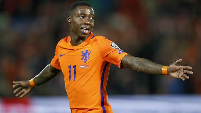 🇳🇱🤝 Ajax have officially announced the signing of Quincy Promes on a 5-year deal! The winger has signed for a fee of €15m (can rise to €18.5)