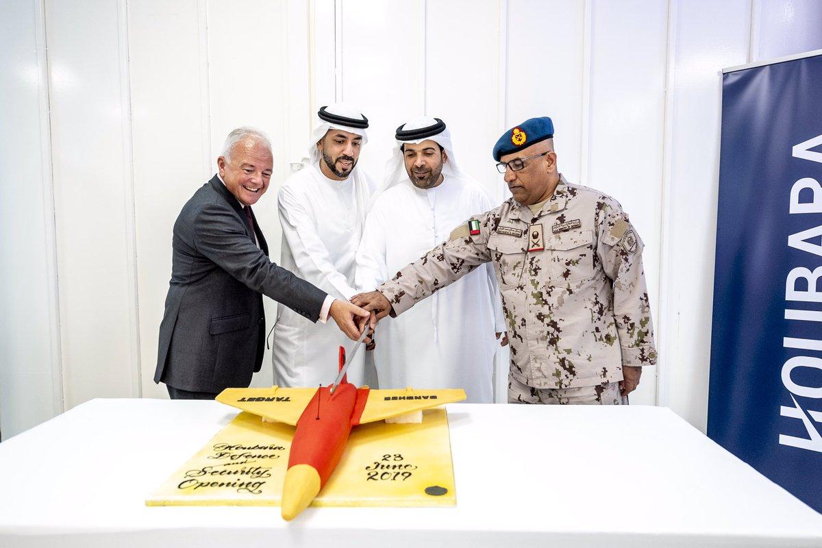 الامارات : شركة HOUBARA تستعد لتصنيع المركبات الجوية والبحرية محلياً والمساعدة في تصميم اهداف معدلة جديدة D92QKo4XkAAJP9I