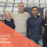 We're humbled to announce that @HubSpot's CEO, @bhalligan, has been named the #3 Best CEO for #Women by @Comparably thanks to employee reviews! Learn more about the recognition here: https://t.co/wLwHlsC6vJ
