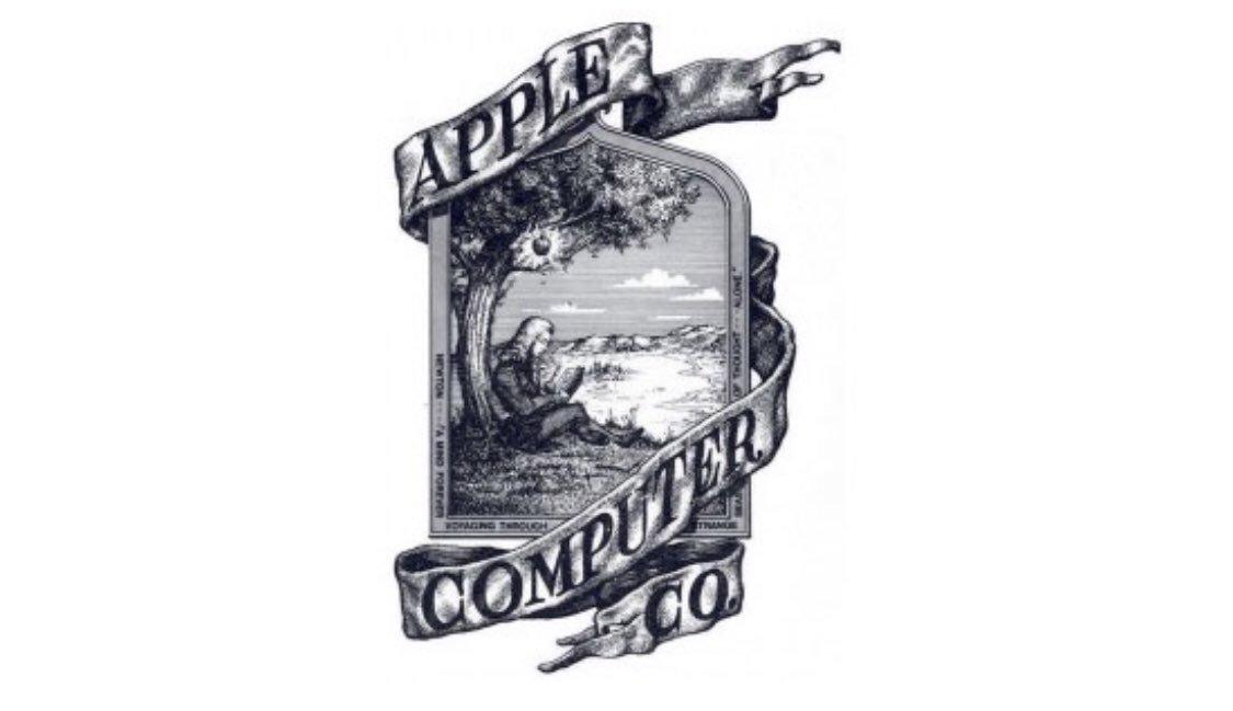 First logos of Apple, Microsoft, Google & Netflix: