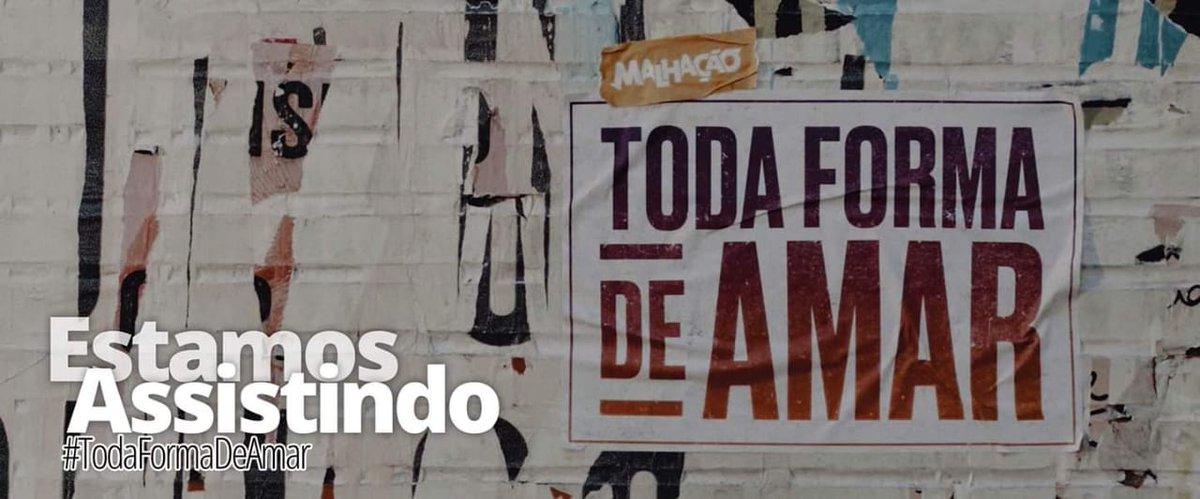 A semana está apenas começando em #TodaFormaDeAmar, mas já tem muita 💣pra rolar! Só vem pra #Malhação! 🙌