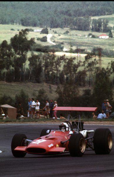 1969 #SouthAfricanGP 🇿🇦  - Chris Amon (Ferrari 312) 🏎  #ScuderiaFans #essereFerrari 🔴 #ForzaFerrari