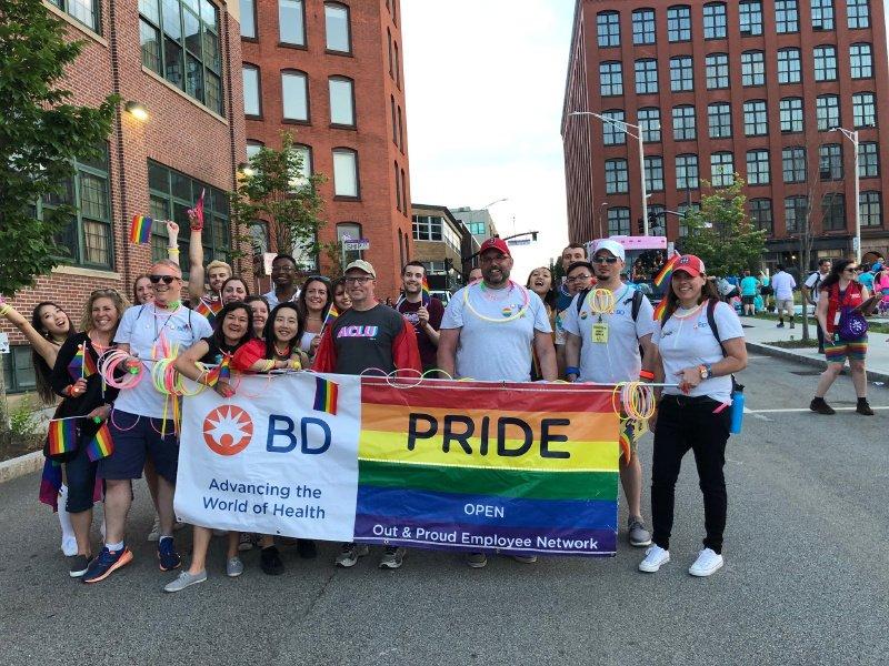 BD Pride Month