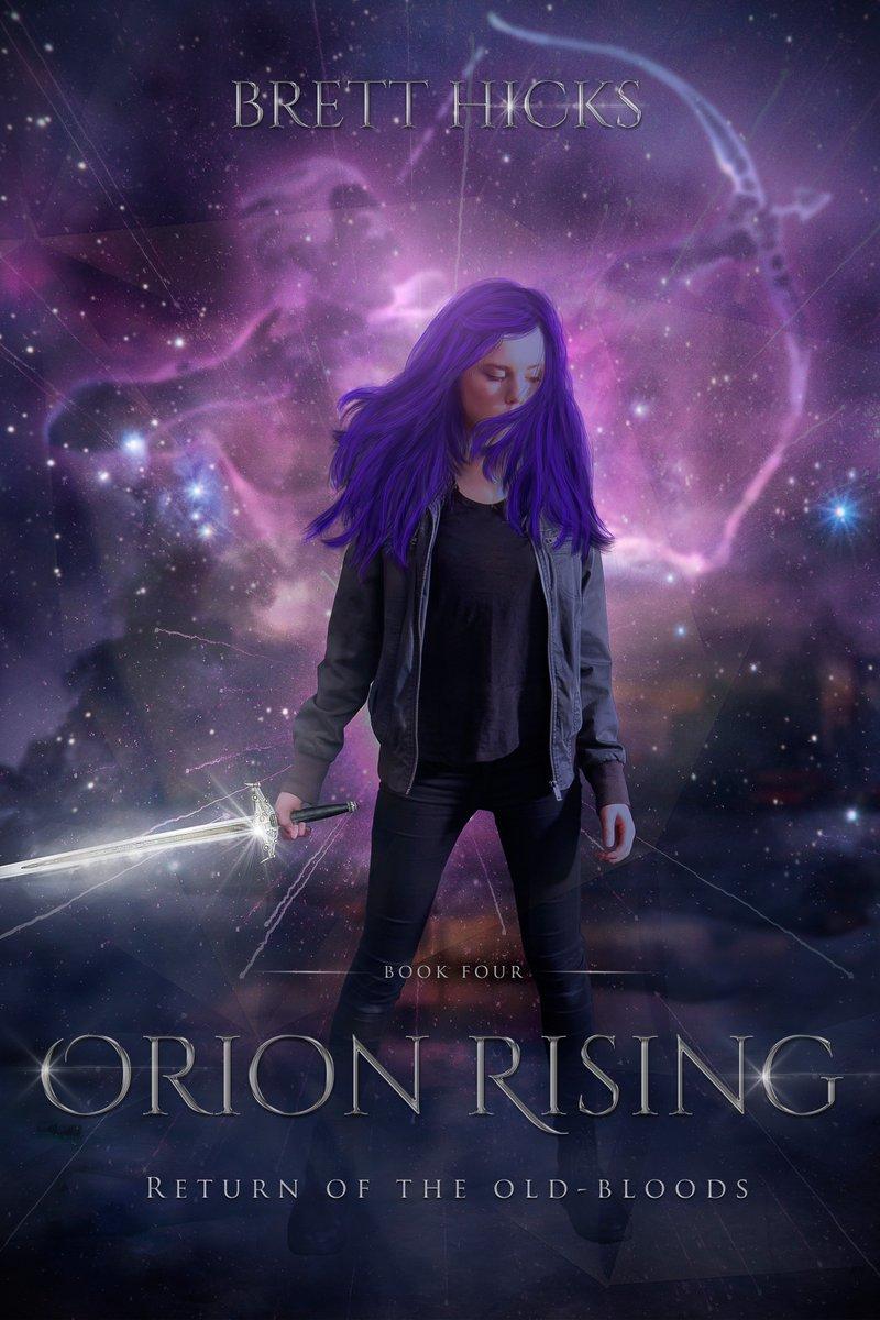 RT @BrettHicksx86: 'Orion Rising' Return of the Old-Bloods  Pre-Order now!  https://t.co/CikyhXRhpX https://t.co/heQRNsWo3o