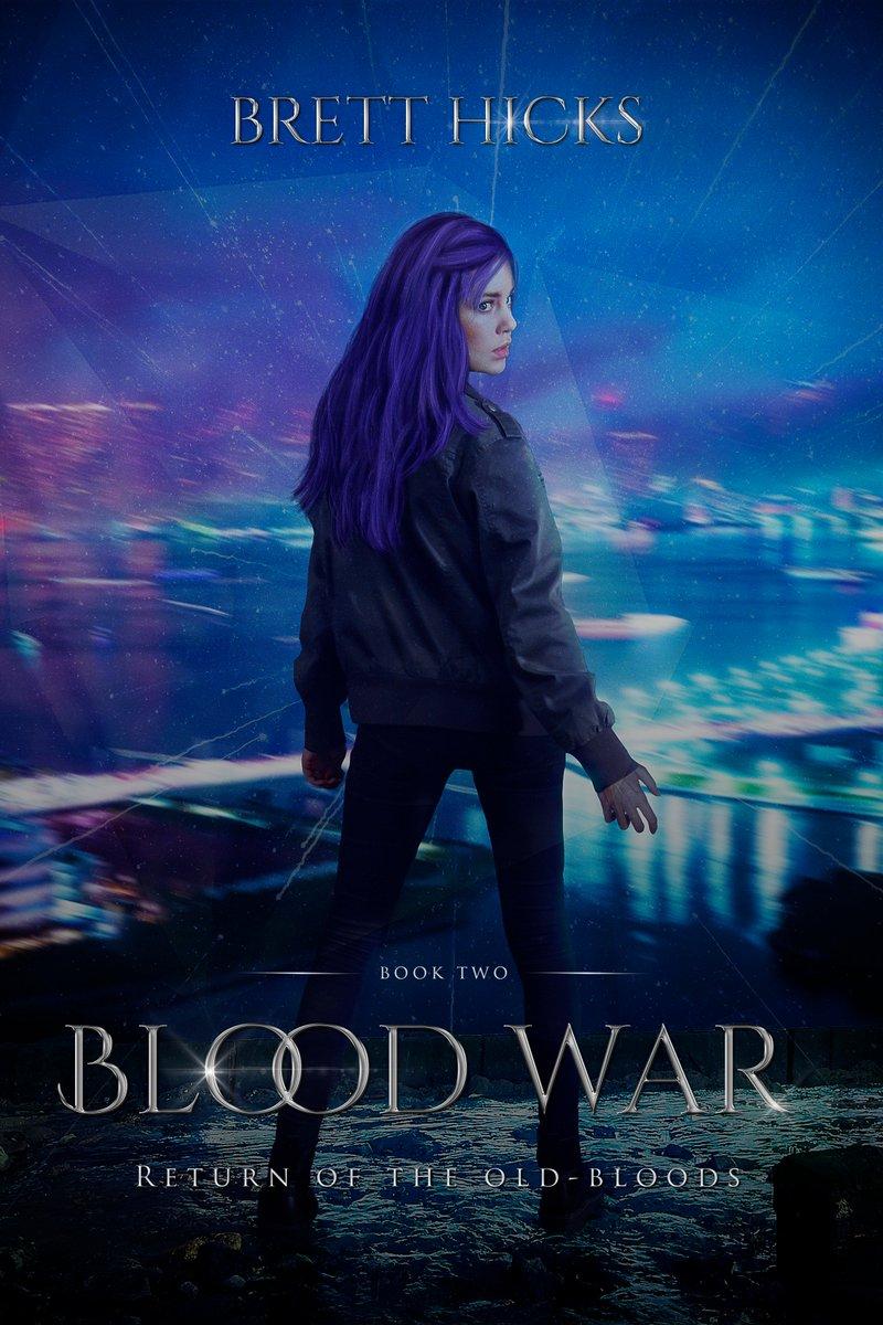RT @BrettHicksx86: 'Blood War'   Return of the Old-Bloods  On Sale 04/27/19  On sale now!  https://t.co/LsrO1Ssbwp https://t.co/JOv4IVqn5M