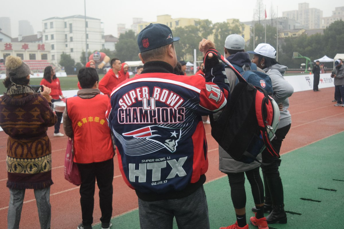 The #Patriots are the most popular #NFL team in #China: https://t.co/WDsJTCHnKE https://t.co/EJGc5JkrOv