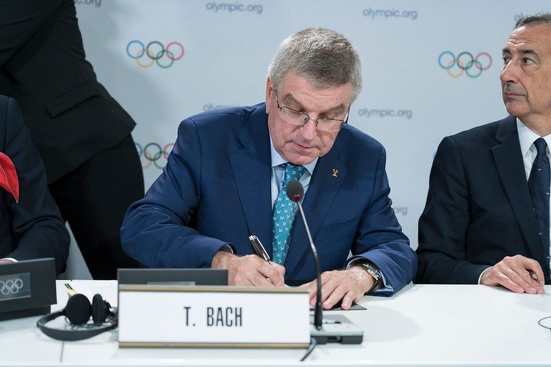 test Twitter Media - #IOC President Bach Blames #StockholmÅre2026 Loss On Lower Public Support @MilanoCortina26 https://t.co/7lA2536Neu https://t.co/lpbuJsTYM7